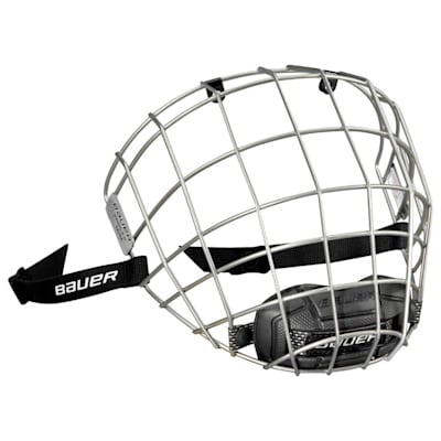 Silver (Bauer Profile II Facemask)