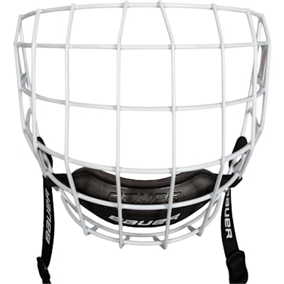 Front (Bauer Profile II Facemask)