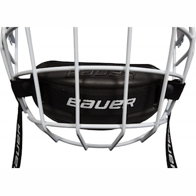 Front Detail (Bauer Profile II Facemask)