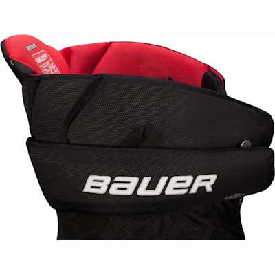 Side Detail (Bauer Vapor X100 Hockey Pants - Junior)