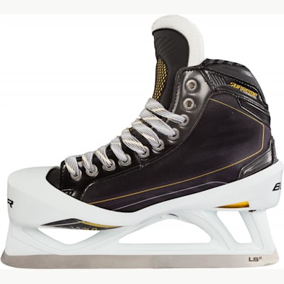Left (Bauer Supreme ONE.9 Goalie Skates - Senior)