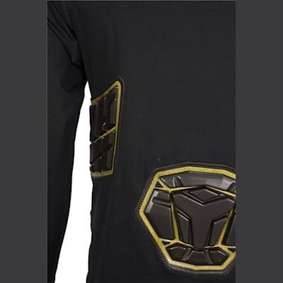 (Bauer Elite Padded Long Sleeve Performance Shirt - Adult)