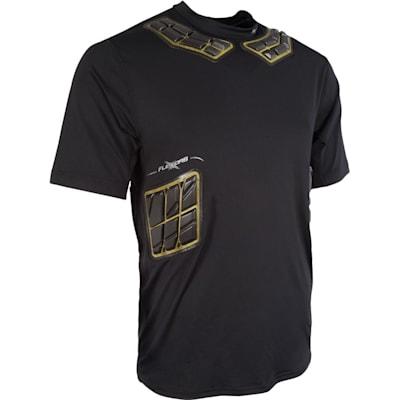 Elite Padded Short Sleeve Top (Bauer Elite Padded Shirt - Adult)