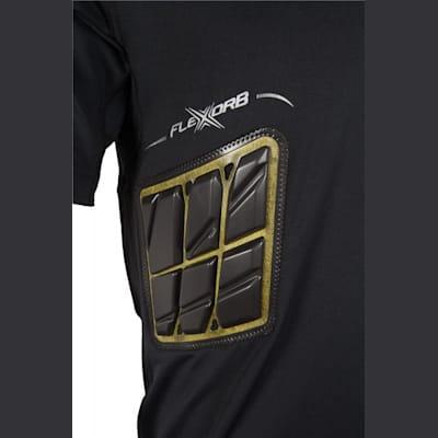 Rib Padding Detail (Bauer Elite Padded Shirt - Adult)