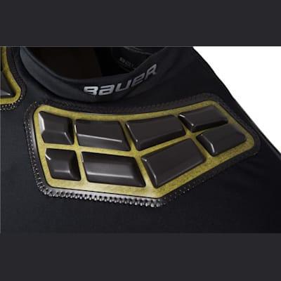 Shoulder Padding Detail (Bauer Elite Padded Shirt - Adult)