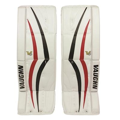 Vaughn 1100 Velocity 6 Goalie Leg Pads (Vaughn 1100 Velocity 6 Goalie Leg Pads - Senior)
