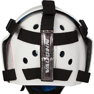 Back View (Vaughn Carbon Elite Pro Non-Certified Goalie Mask - Senior)