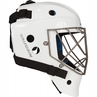 Side View (Vaughn Carbon Elite Pro Non-Certified Goalie Mask - Senior)