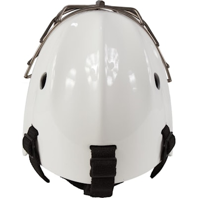 Aerial View (Vaughn Carbon Elite Pro Non-Certified Goalie Mask - Senior)