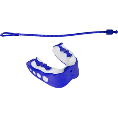 Blue Raspberry (Gel Max Flavor Fusion Convertible Mouth Guard - Junior)