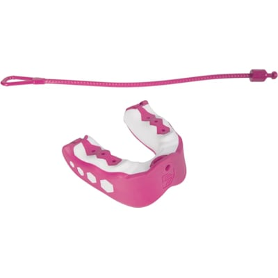 Bubblegum (Gel Max Flavor Fusion Convertible Mouth Guard - Senior)