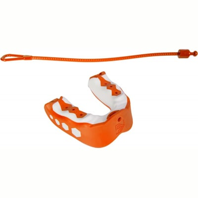 Orange (Gel Max Flavor Fusion Convertible Mouth Guard - Senior)