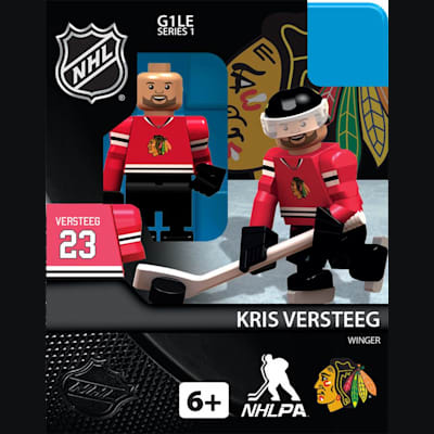 Kris Versteeg (OYO Sports Chicago Blackhawks NHL Mini Figures - Home Jersey)