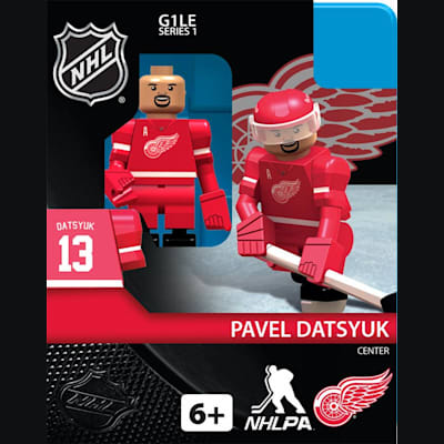 Pavel Datsyuk (OYO Sports Detroit Red Wings NHL Mini Figures - Home Jersey)