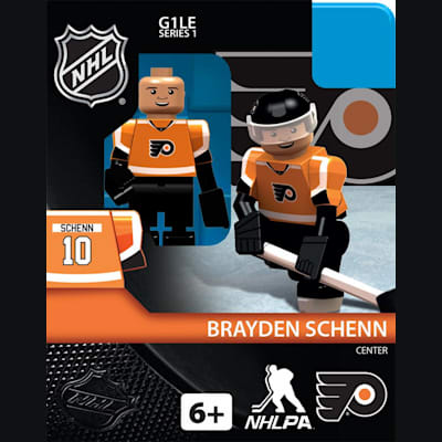 Brayden Schenn (OYO Sports Philadelphia Flyers NHL Mini Figures - Home Jersey)