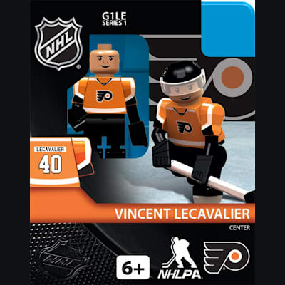 Vincent Lecavalier (OYO Sports Philadelphia Flyers NHL Mini Figures - Home Jersey)