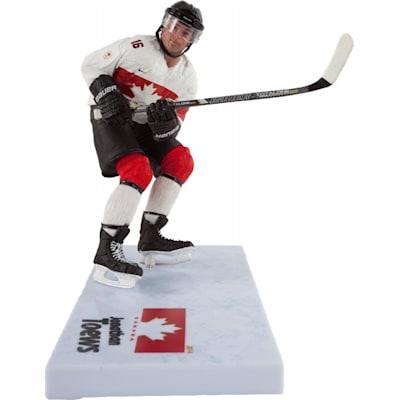 White (Team Canada Jonathan Toews Figurine)
