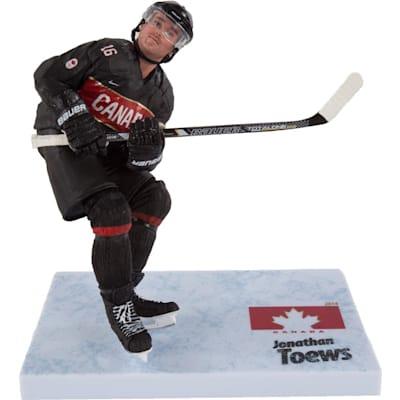 Black (Team Canada Jonathan Toews Figurine)