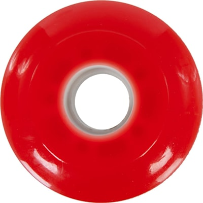 Back View (Labeda Red Gripper Inline Wheel)