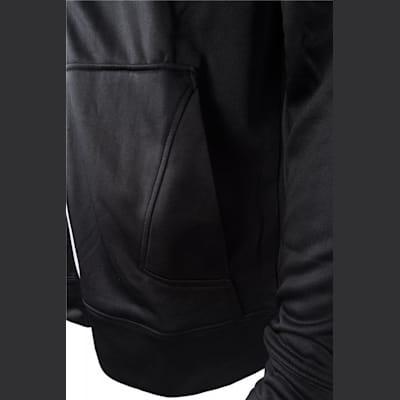 Pocket Detail (CCM Team Premium Full-Zip Hoody - Boys)