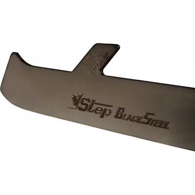 (Step Steel ST Goal BlackSteel 3mm Runners - Fit Vertexx Cowling)