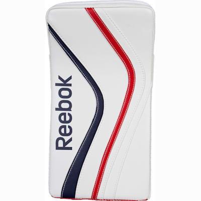 Front View (Reebok Premier XLT Goalie Blocker - Senior)