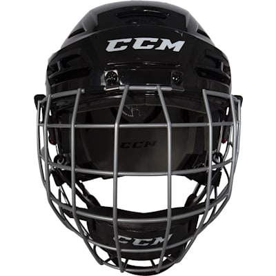 Front View (CCM RES 100 Hockey Helmet Combo)