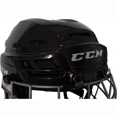 Vents Provide Proper Airflow (CCM RES 100 Hockey Helmet Combo)
