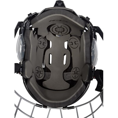 Liner View (CCM RES 100 Hockey Helmet Combo)
