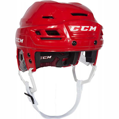 Red (CCM Resistance 300 Hockey Helmet)