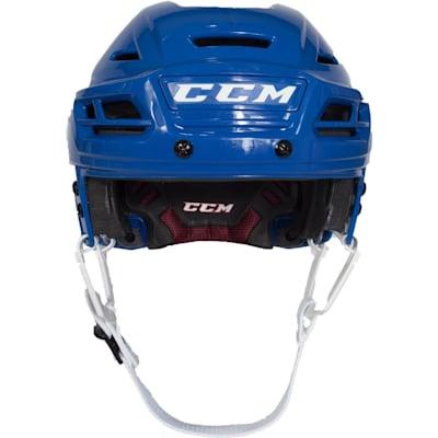 Front View (CCM Resistance 300 Hockey Helmet)