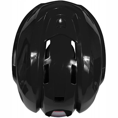 Aerial View (CCM Resistance 300 Hockey Helmet w/Cage)