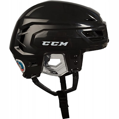 Side View (CCM Resistance Hockey Helmet)