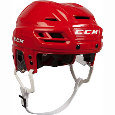 Red (CCM Resistance Hockey Helmet)