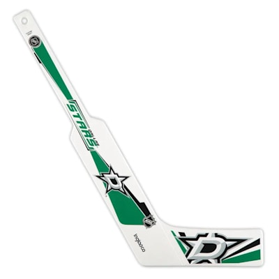 (InGlasco NHL Plastic Mini Goalie Stick)