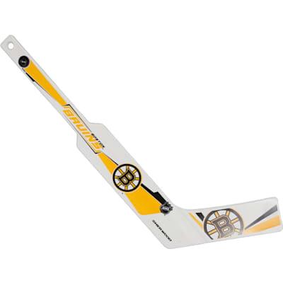 Boston Bruins (InGlasco NHL Plastic Mini Goalie Stick)