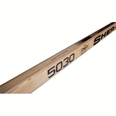 Bottom Of Shaft (Sher-Wood 5030 Wood Stick - Senior)