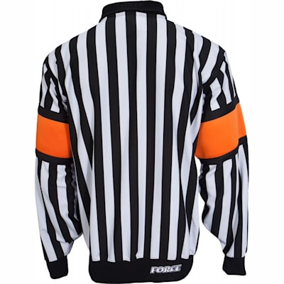 (Force Pro Referee Jersey w/ Orange Armbands - Mens)