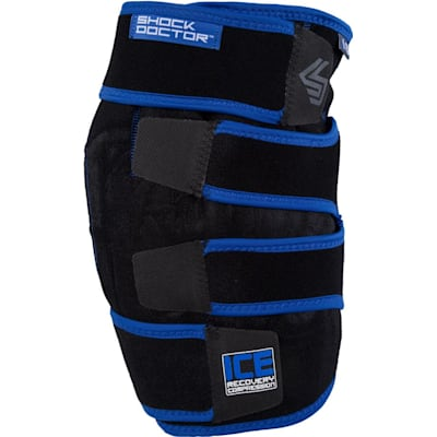Straps (Shock Doctor Ice Recovery Knee Wrap - Intermediate)