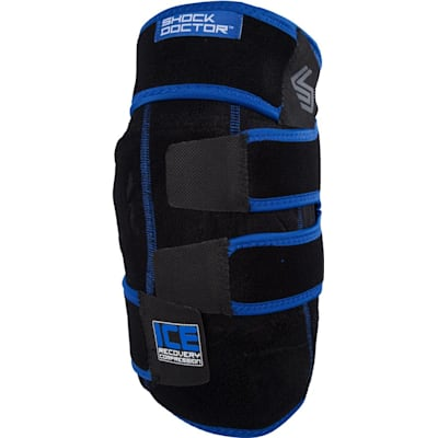 Intermediate (Shock Doctor Ice Recovery Knee Wrap - Intermediate)