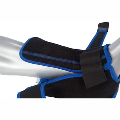 (Shock Doctor Ice Recovery Ankle Wrap - Intermediate)