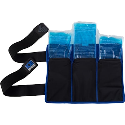 Cool Pack Pockets (Shock Doctor Ice Recovery Compression Wrap - Junior)