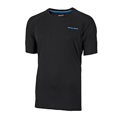 Team Tech Tee Shirt (Bauer Team Tech Tee Shirt - Senior)