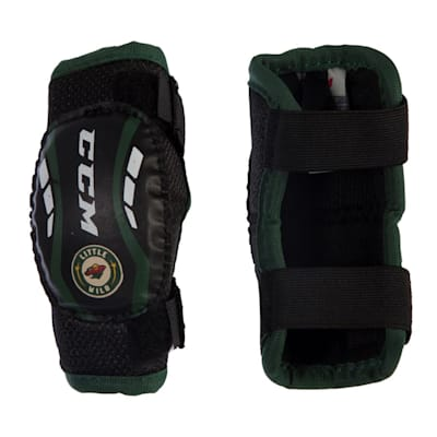 (CCM Wild Learn To Play ElbowPad - Junior)