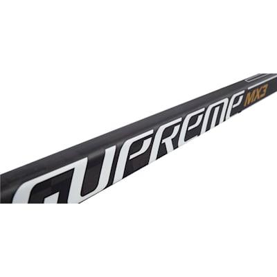 (Bauer Supreme TotalOne MX3 Griptac Hockey Stick - Junior)