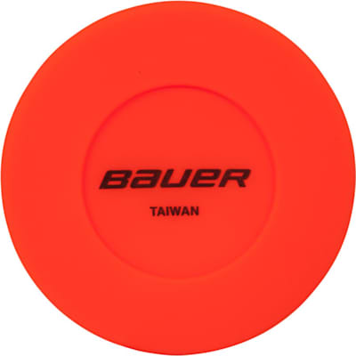(Bauer Floor Hockey Puck)