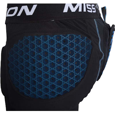 Hip Passing (Mission Elite Compression Inline Girdle - Junior)