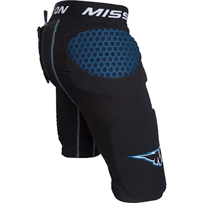 Side View (Mission Elite Compression Inline Girdle - Junior)