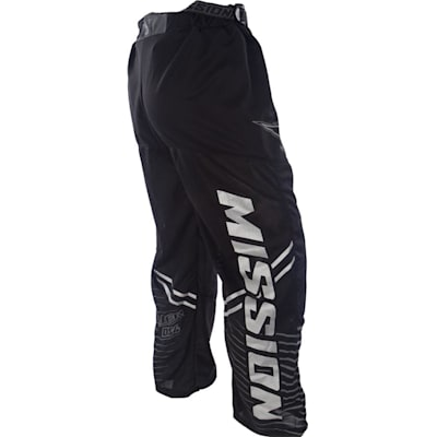 Side View (Mission Inhaler DS4 Inline Pants - Junior)
