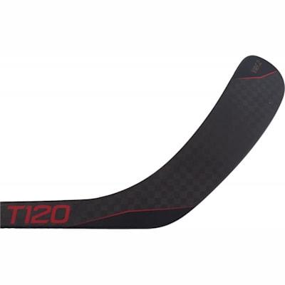 (Sher-Wood T120 Grip Composite Hockey Stick - Senior)